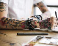 soin pour tatouage