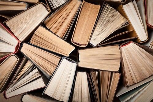 De nombreux livres